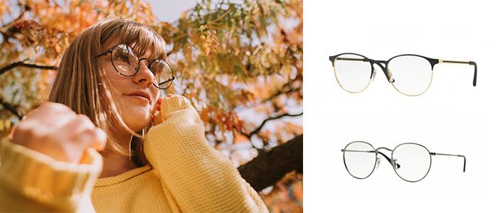 jaka grzywka do okularów